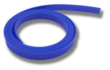 "120"" Blue Channel Squeegee Blade Roll"