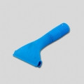 Blue Plastic Channel Squeegee Handle