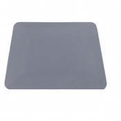 "4"" Teflon Hard Card - Platinum Hard"