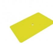 """6"""" Teflon Hard Card - Yellow Hard"""