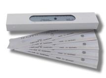 "6"" Scraper Blades - Triumph Carbon Steel - 25 Pk"