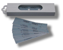 "3"" Scraper Blades - Triumph Carbon Steel - 10 Pk"