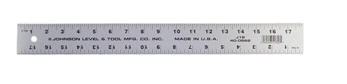 """18"""" Aluminum Ruler"""
