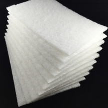 "6""x9"" Scrubby Cleaning Pad - 10 Pk"