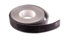 "1.5"" Black Acrylic Felt - 50' Roll"
