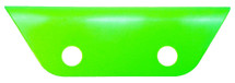Tail Fin - Green Soft