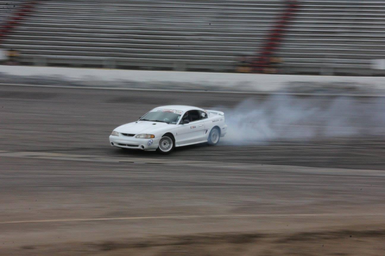 DriftAmerican.com Drift Cobra takes home a podium!