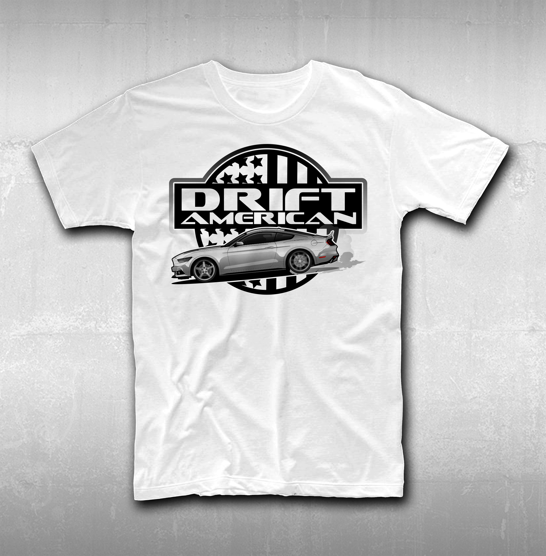 Drift American S550 T Shirt