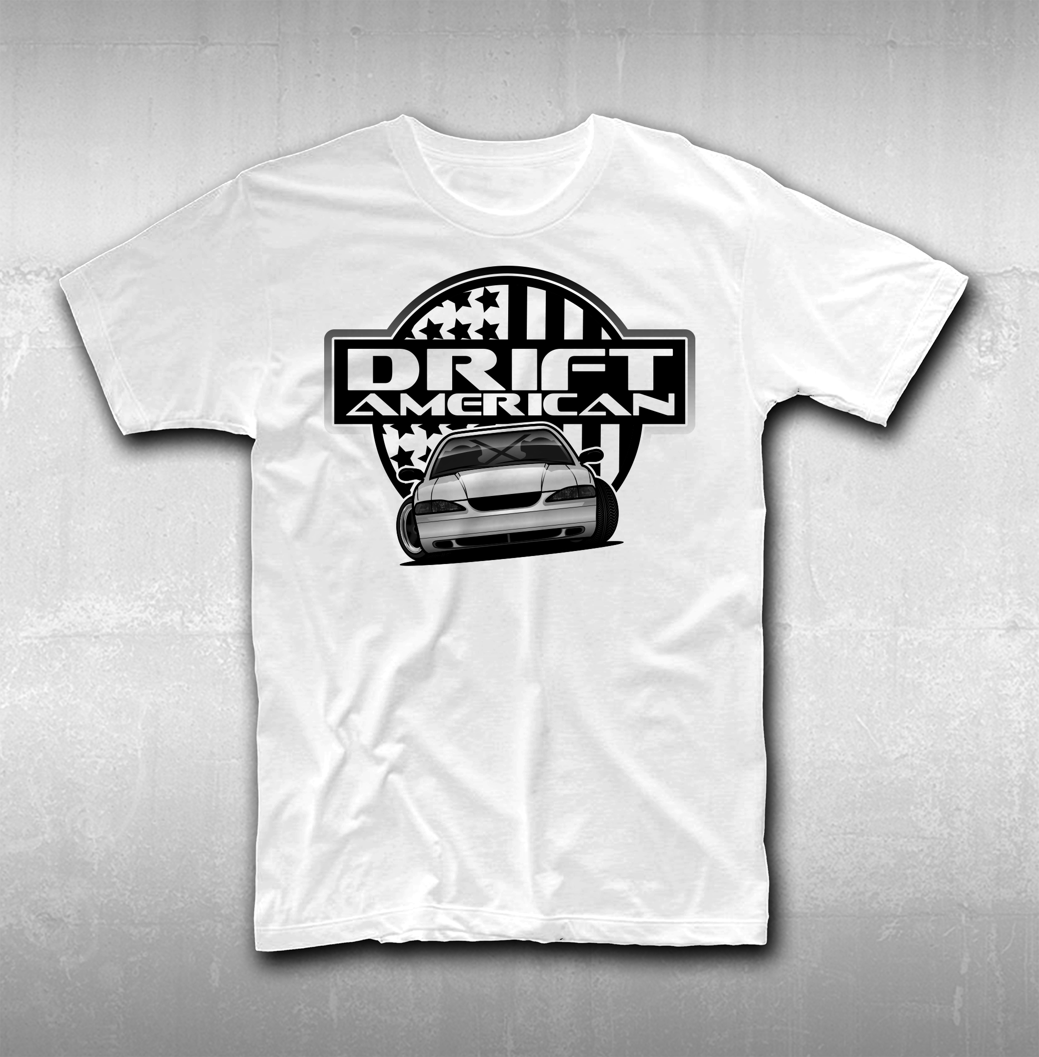 Drift American SN95 T Shirt