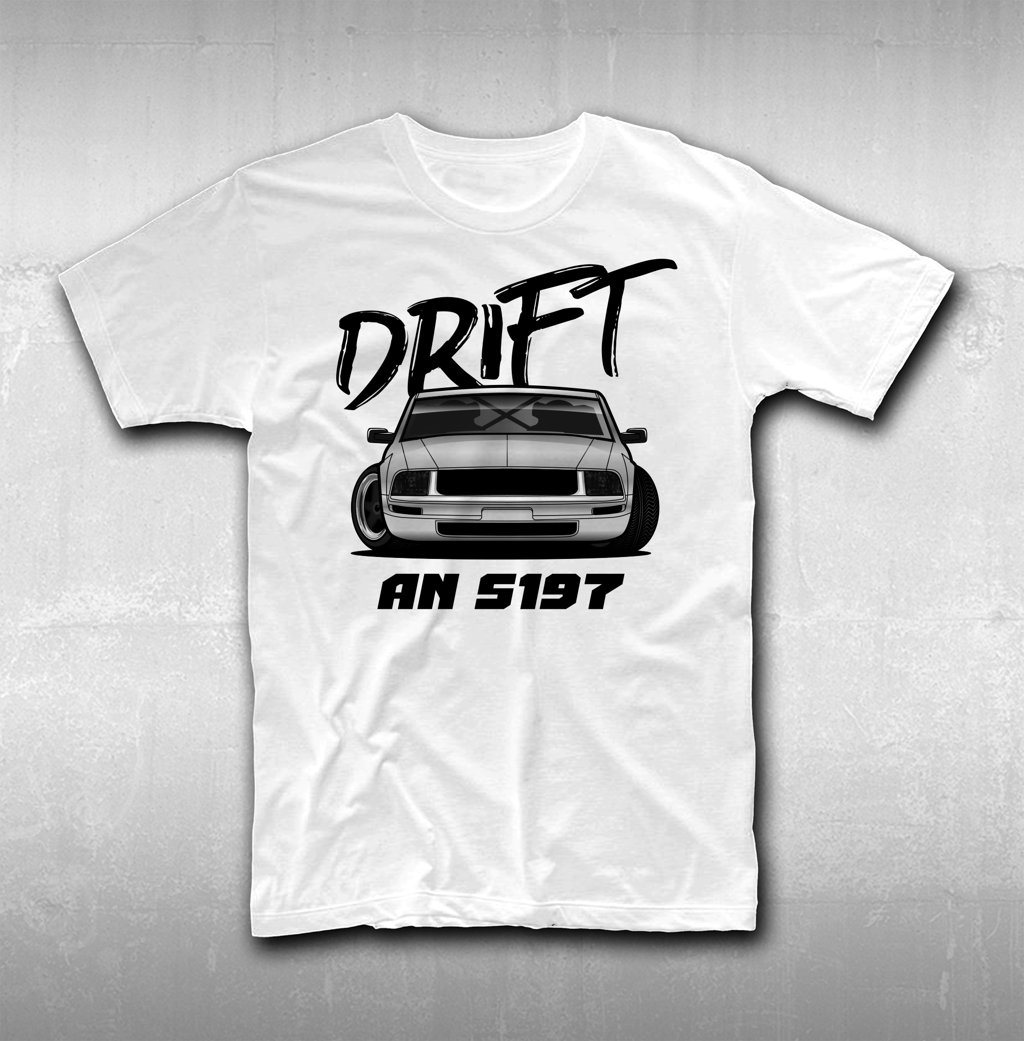 Drift An S197 T Shirt