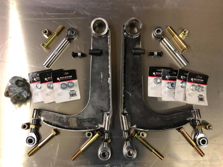 Massive Designs Stage 3 Drift Arms for 79-04 Mustang