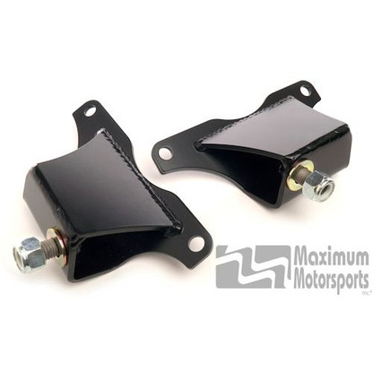 Maximum Motorsports Solid Motor Mounts.
