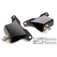 Maximum Motorsports Solid Motor Mounts.