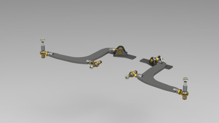 Scotidi Race Development Mustang Drift Arms