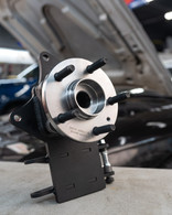 Scotidi DriftSpec Spindle for 94-04 Mustang. The ultimate upgrade in Mustang steering angle.