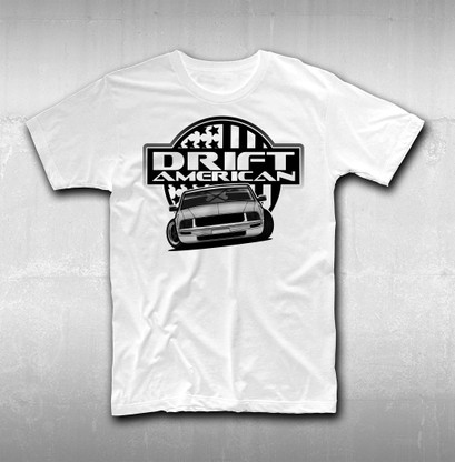 Drift American S197 T Shirt