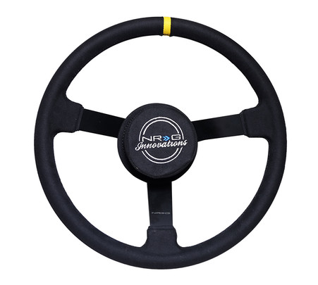 NASCAR Style 3 Spoke Steering Wheel by NRG