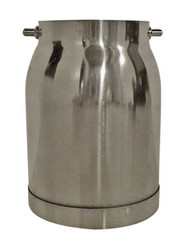1 qt HVLP replacement suction siphon feed cup