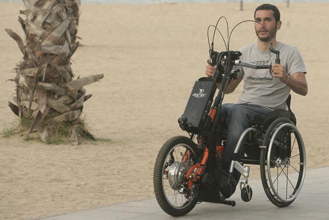 Batec Hibrid for Paraplegics