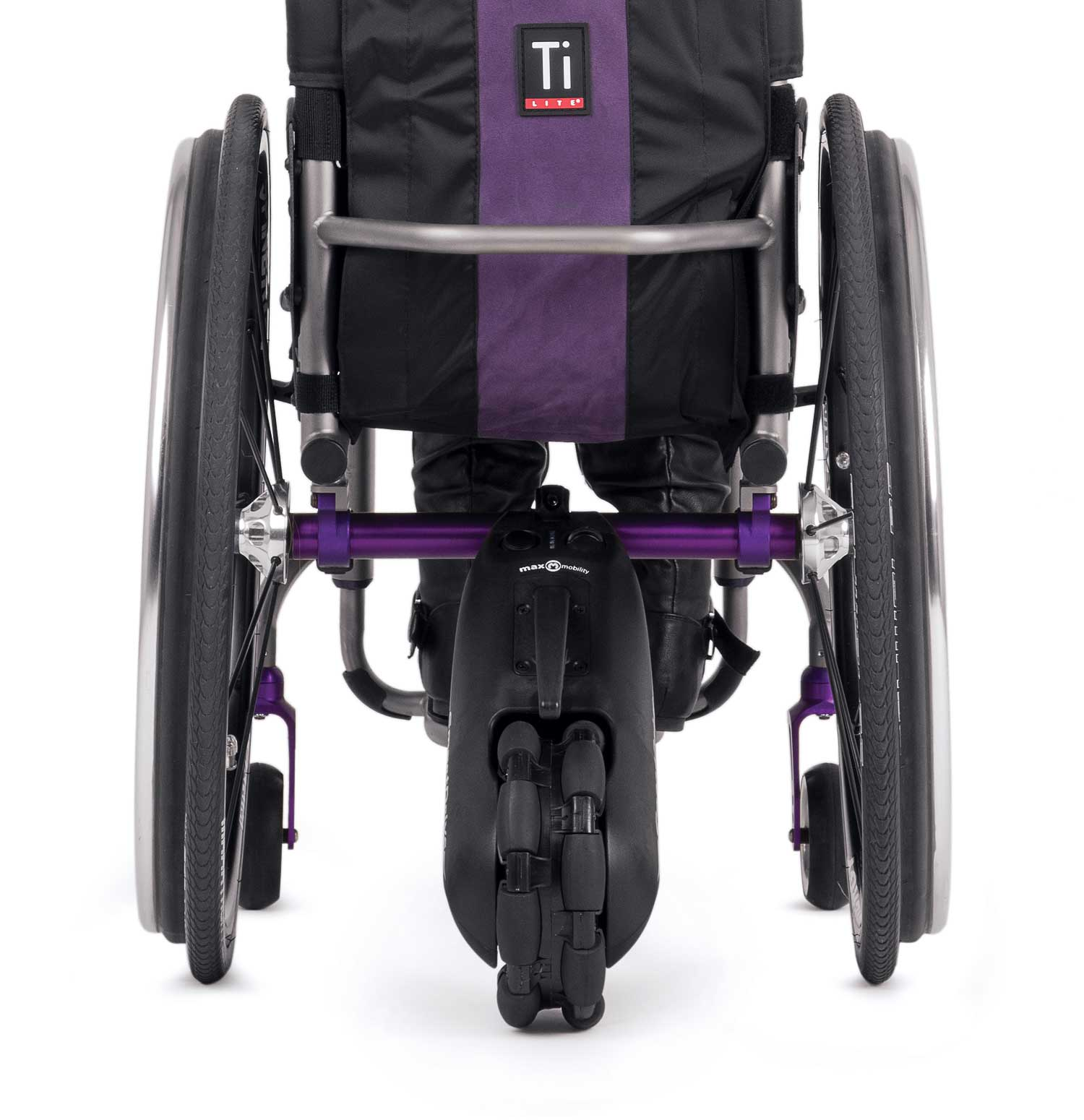 Smartdrive mx2+ wheelchair power assist with pushtracker | living.