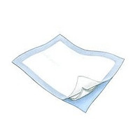 """SureCare Disposable Blue Chux Underpad, 17""""x 24"""" [Pack of 36]"""