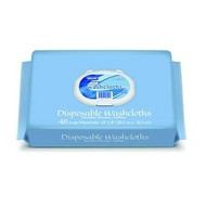 Invacare Disposable Premium Washcloths (Ref. # 30B4313)