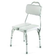 Padded Vinyl Shower Chair