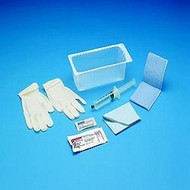 Foley Catheter Insertion Tray - Sterile