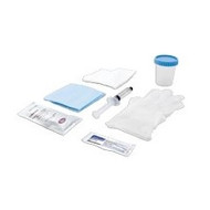 ReliaMed Foley Catheter Insertion Tray with 10 mL Pre-Filled Syringe