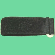 "The JB-3 Leg Bag Emptying System - 12"" Velcro Strap (Replacement Part)"