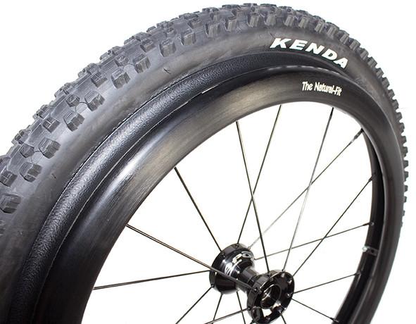 sports shoes bc0f4 17e66 Kenda - Nevegal Black Knobby All-Terrain Wheelchair Tires