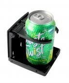 Wheelchair cup holder- Adjustable and Fold Away