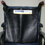 Vinyl Back Pocket for Wheelchairs