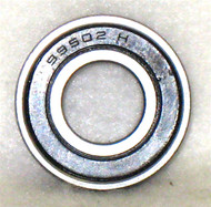 PRECISION BEARING Rear Wheel