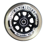 LIGHT One Piece Caster Composite Wheel