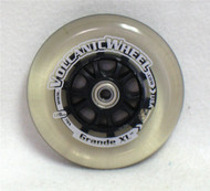 LIGHT One Piece Caster Composite Wheel with bearings