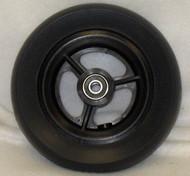 SPOKE MAG Caster Wheel Urethane Wide Tire