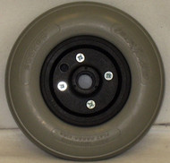 "8"" x 2"" STANDARD TWO PIECE CASTER 5/16"" Bearings 2 1/2"" Hub Width Pneumatic Tire / Tube"