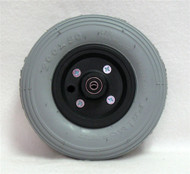 "8"" x 2"" STANDARD TWO PIECE CASTER 5/16"" Bearings 2 1/2"" Hub Width Foam Filled Tire"