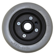 "6"" x 2"" STANDARD E&J TYPE Two Piece Caster Urethane Wide Tire"
