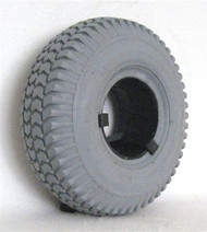 "10 X 3"" (260-85)(3.00-4) KNOBBY TIRE Fits Most - Wide"