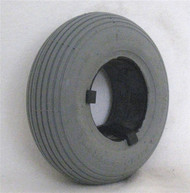 "2.80 X 2.50 (9 x 2 3/4"") RIB TIRE Fits Invacare"