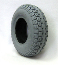 "4.10 X 3.50-6 (13 x 4"") KNOBBY TIRE Fits Most"