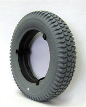 "3.00-8 (14 x 3"") KNOBBY TIRE Fits Pride Honeycomb"