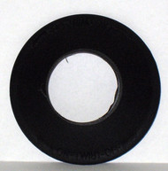 New Solutions LARGE BLACK Rear Wheel HUB CAP Quick Release