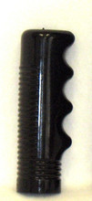 "Black Vinyl HAND GRIP Fits 7/8"" Tube"