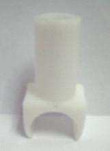 "Plastic SEAT RAIL GUIDE For Detachable Armrest Fits 7/8"" Tube"