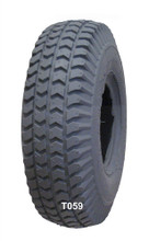 Knobby Power Trax Scooter Tire