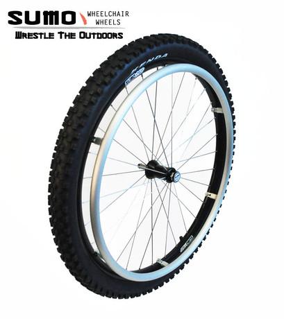 best website 1e828 80ce6 SUMO Wheelchair Wheels