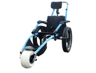 Hippocampe Beach and All Terrain Wheelchair